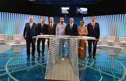 Com pandemia, Globo cancela entrevistas e impõe limite de 4 candidatos em debate no 1º turno (Foto: Reprodução/TV Globo)