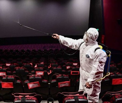 Cinemas fixam protocolos (Divulgação)