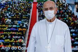 Comunidade católica celebra Pentecostes em Live (Foto: Leandro de Santana / Diario de Pernambuco )