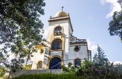Casarões, capelas e cachoeiras fazem parte do turismo rural de Escada  (Esp.DP)