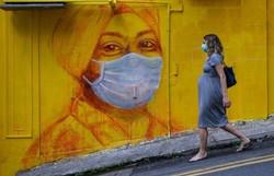 Estudo mostra que mulheres adiam a gravidez por medo da Covid-19 (Foto: AFP / ANTHONY WALLACE)