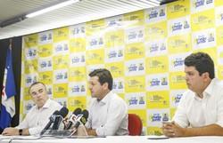 Prefeitura do Recife anuncia novos leitos e profissionais para tratar coronavírus (Foto: Andréa Rêgo Barros/PCR)