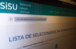 Edital para adesão de universidade ao 1º Sisu de 2021 é publicado (Agência Brasil)
