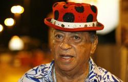 Cantor Genival Lacerda, 89 anos, é internado no Recife por conta da Covid-19 (Foto: Marco Vieira/Divulgação)