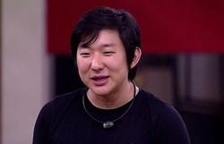 'Meu objetivo é ser ator de Hollywood', diz Pyong Lee (Foto: Reprodução/TV Globo)