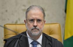Aras afirma que 'tem tido conversas' sobre a possibilidade de ser indicado ao STF (Foto Fabio Rodrigues Pozzebom/Agência Brasil)