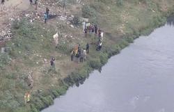 Rio de Janeiro: polícia diz que ossada encontrada não é de meninos desaparecidos (Foto: Reprodução/ TV Globo)