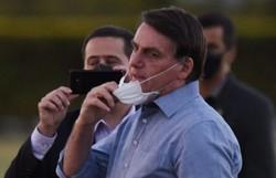 """""""Está pensando em tudo, menos na saúde"""", diz Bolsonaro sobre Doria (Foto: Ed Alves/CB/D.A Press)"""