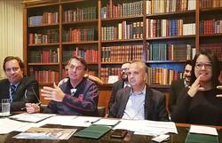 Bolsonaro diz que pode vetar trechos do PL das Fake News (Foto: Reprodução/Facebook)
