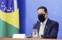 Investidores esperam resultados da política ambiental, diz Mourão (Foto: Romério Cunha/VPR)