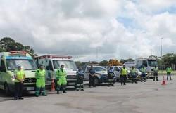 Concessionárias de rodovias do estado realizam ação no combate ao coronavírus  (Divulgação )