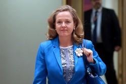 França apoia espanhola Nadia Calviño como futura presidente do Eurogrupo (Foto: François WALSCHAERTS / AFP)