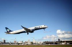 Por conta de problema técnico, avião que tinha como destino Noronha retorna ao Recife (Foto: Hesíodo Góes/Divulgação)