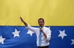França desmente presença de Guaidó em sua embaixada em Caracas (Foto: Federico Parra / AFP)
