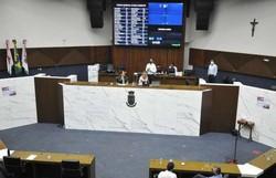 Câmara de BH não vota moção de aplausos a Bolsonaro por falta de quórum (Foto: Alexandre Guzanshe/EM/D.A Press)