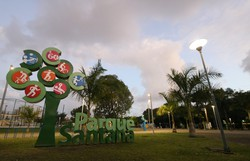 Parque Santana oferece programação com brincadeiras e atividades nesta quinta (Foto: Tarciso Augusto/ Arquivo DP)