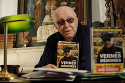 Morreu o escritor belga de romances de aventura Henri Vernes (Foto: JOHN THYS / AFP )