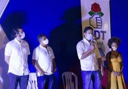 Guto Santa Cruz abre campanha à prefeitura de Olinda (Foto: Divulgação)