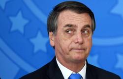 Enquanto for presidente, vai ter mais, diz Bolsonaro sobre operação da Polícia Federal (Foto: Evaristo Sá/AFP)