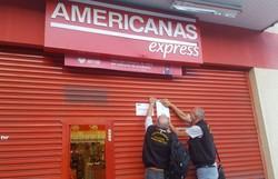 Procon-PE fecha três Lojas Americanas no Recife (Foto: Procon-Pe / Divulgação)