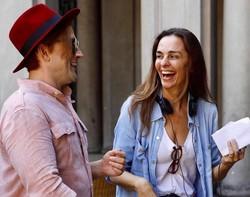 Amiga de Paulo Gustavo visita humorista e diz que ator reagiu a conversa (Foto: Reprodução/Instagram)
