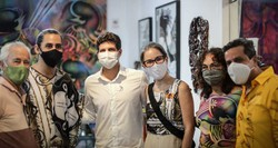 Em encontro com artistas e empreendedores, João Campos (PSB) propõe iniciativas para o Turismo Criativo do Recife ( Fotos: Rodolfo Loepert / Frente Popular do Recife)