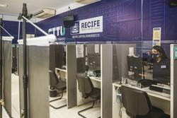 CTTU inicia agendamento para serviços presenciais (Foto: Andréa Rêgo Barros/PCR)