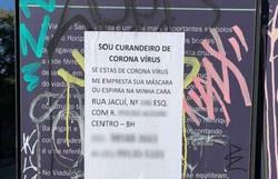 Homem que prometia a cura da Covid-19 por R$ 50 é indiciado em BH (Foto: Fred Bottrel/EM/D.A Press)