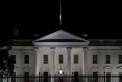 Uma pessoa detida por envio de envelope com veneno à Casa Branca (Foto: ALEX EDELMAN / AFP)
