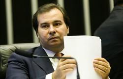 Lei de quarentena para ex-juiz não é para atingir Moro, diz Maia (Foto: Marcelo Camargo/Agência Brasil)