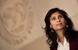 FMI anuncia que sua economista-chefe, Gita Gopinath, deixará o cargo em janeiro (Foto: Brendan Smialowski / AFP )