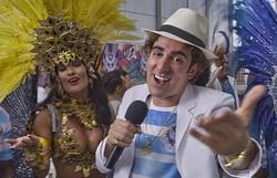 Marcelo Adnet tem terceiro samba-enredo escolhido para Carnaval de São Paulo em 2021 (Foto: Divulgação)