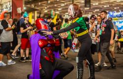 CCXP World 2020 abre inscrições para concurso de cosplay (Foto: CCXP/I Hate Flash/Divulgação )
