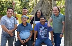 Banda Som da Terra comemora 45 anos com live solidária para o Hospital do Câncer (Foto: Divulgação)