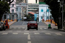 Índice de isolamento social de Pernambuco está em 39,7% (Foto: Tarciso Augusto/Esp.DP)