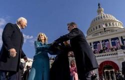 'Nos devolveram a esperança', migrantes confiam em mudança da política com Biden (Foto: Andrew Harnik / POOL / AFP)