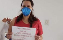 Filha de guru bolsonarista, Heloisa de Carvalho filia-se ao PT (Foto: Divulgação)