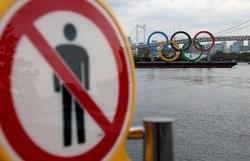 Tóquio cancela 'fan-zones' previstas para acompanharem as competições olímpicas (Foto: Yuki Iwamura/AFP)
