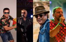 Festival online terá Almir Rouche, Conde Só Brega, Maciel Melo e Gustavo Travassos (Foto: Divulgação)