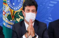 Mandetta diz que está pronto para ser candidato ao Planalto em 2022 (Foto: SERGIO LIMA/AFP)