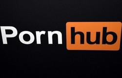 Pornhub é processado nos EUA sob acusação de lucrar com vídeos de agressão sexual (Foto: Ethan Miller / GETTY IMAGES NORTH AMERICA / AFP )