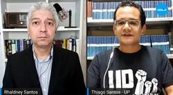 Com propostas socialistas, Thiago Santos (UP) promete uma gestão que defenda o interesse dos excluídos (Foto: Divulgação/Internet)