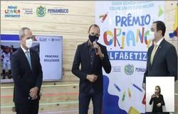 Município de Panelas é destaque no prêmio Criança Alfabetizada em Pernambuco (Foto: Reprodução/ YouTube)