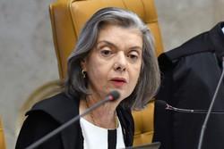 Ministra Cármen Lúcia, do Supremo, testa positivo para Covid-19 (Foto: Carlos Moura/SCO/STF)