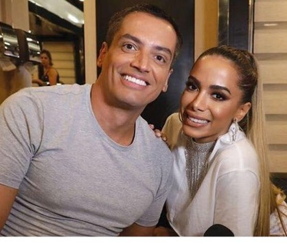 Anitta entra com processo (AFP/Robyn Beck)