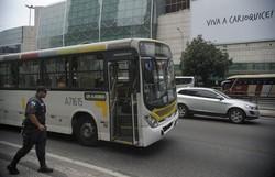 Funcionários de empresa de ônibus entram em greve no Rio, e TRE aciona PF (Foto: Fernando Frazão/Agência Brasil )