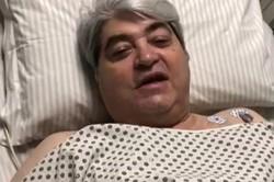 Datena é levado ao hospital com dores no peito e passa por cirurgia (Foto: Instagram / Reprodução)