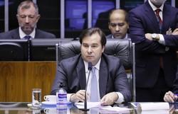 Maia corta R$ 150 milhões em despesas da Câmara por combate à Covid-19 (Foto: Pablo Valadares / Câmara dos Deputados)