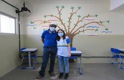 Do Recife para o espaço: aluna vence o concurso 'Cientista por um dia' da NASA  (Foto: PCR/Divulgação)