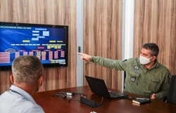 Operação Final de Ano visa aumentar segurança em áreas comerciais  (Foto: Divulgação)